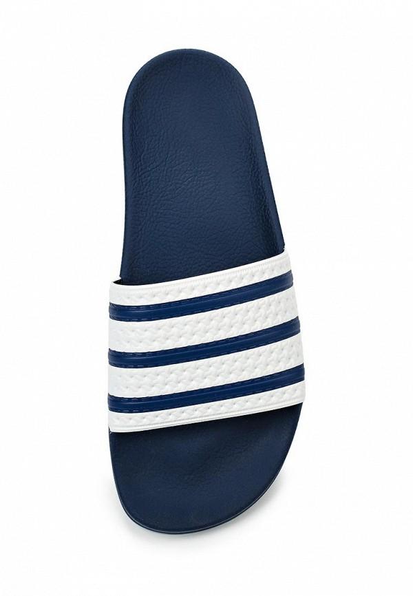 Мужские сланцы Adidas Originals (Адидас Ориджиналс) G16220: изображение 4