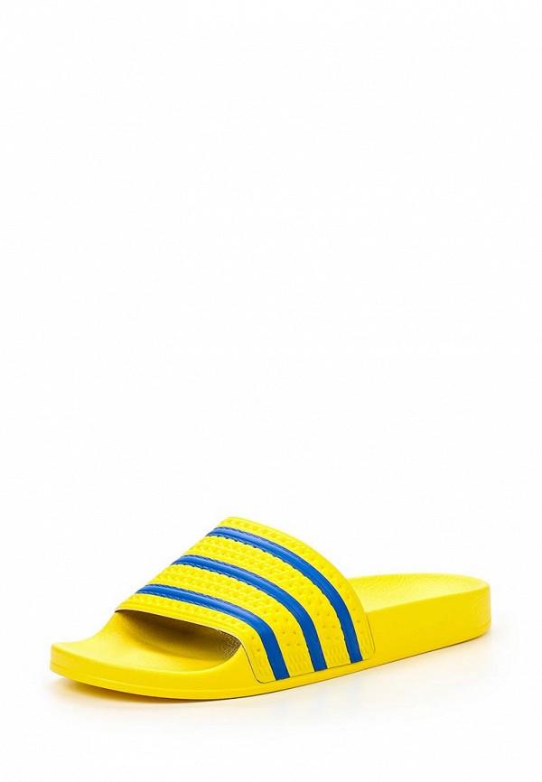 Мужские сланцы Adidas Originals (Адидас Ориджиналс) S78677