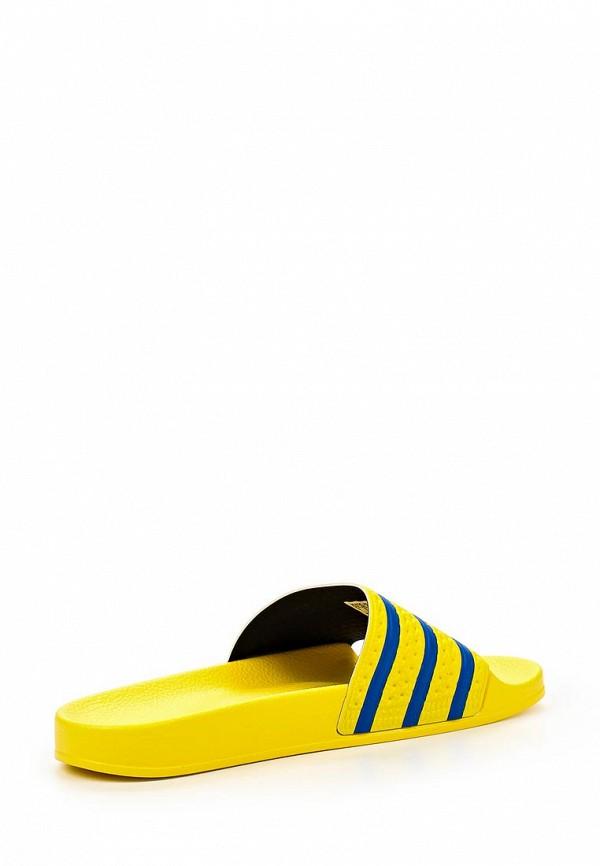 Мужские сланцы Adidas Originals (Адидас Ориджиналс) S78677: изображение 2