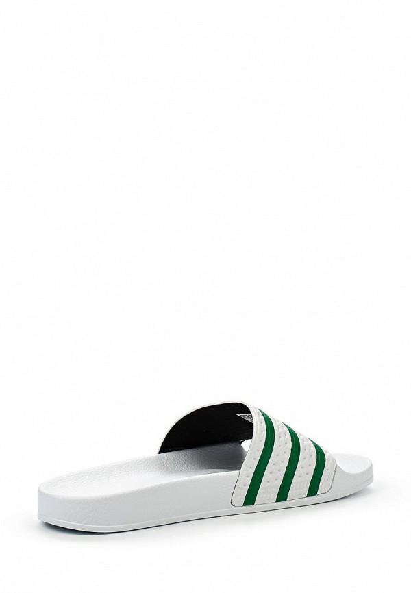 Мужские сланцы Adidas Originals (Адидас Ориджиналс) S78678: изображение 2