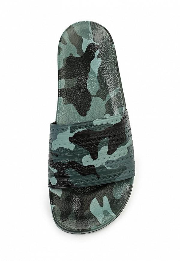 Мужские сланцы Adidas Originals (Адидас Ориджиналс) S78682: изображение 4