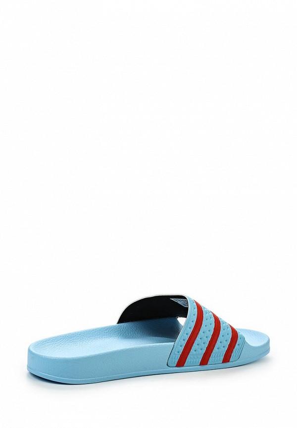 Мужские сланцы Adidas Originals (Адидас Ориджиналс) S78686: изображение 2