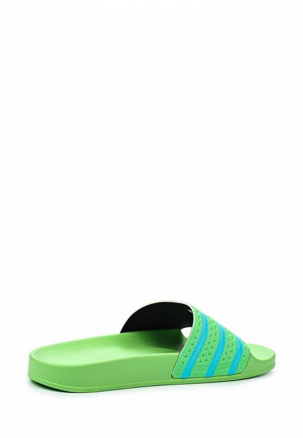 Мужские сланцы Adidas Originals (Адидас Ориджиналс) S78687: изображение 2