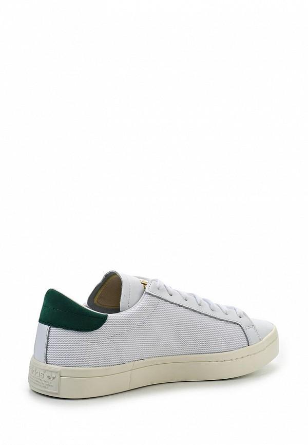 Мужские кеды Adidas Originals (Адидас Ориджиналс) S76198: изображение 2