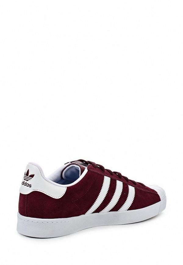 Мужские кеды Adidas Originals (Адидас Ориджиналс) B27395: изображение 2