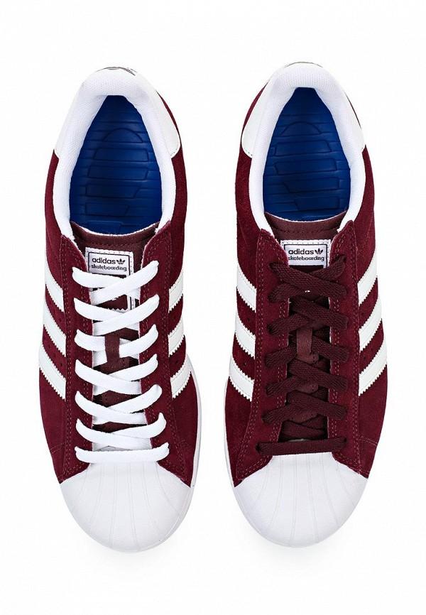 Мужские кеды Adidas Originals (Адидас Ориджиналс) B27395: изображение 4