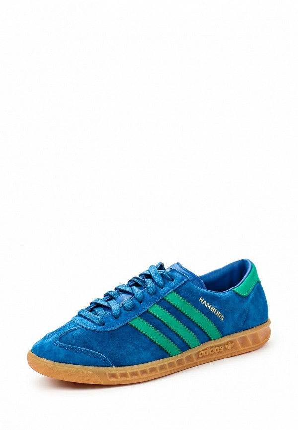 Мужские кеды Adidas Originals (Адидас Ориджиналс) S74839: изображение 1