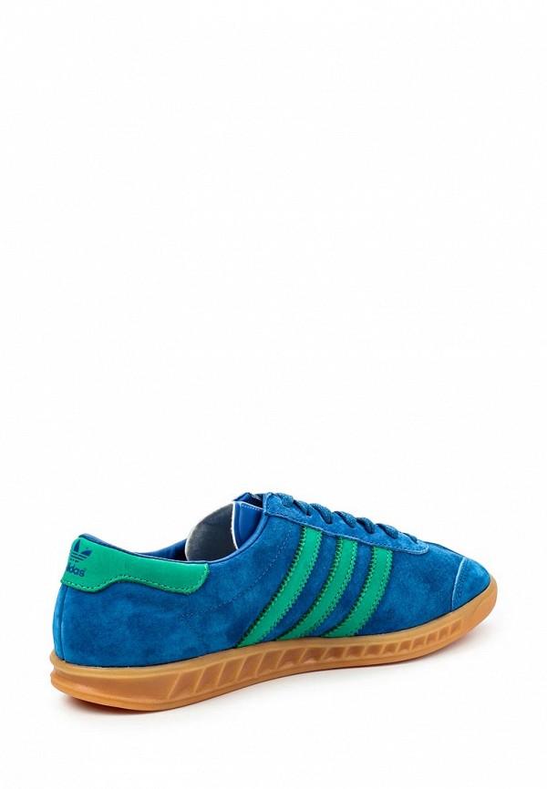 Мужские кеды Adidas Originals (Адидас Ориджиналс) S74839: изображение 2