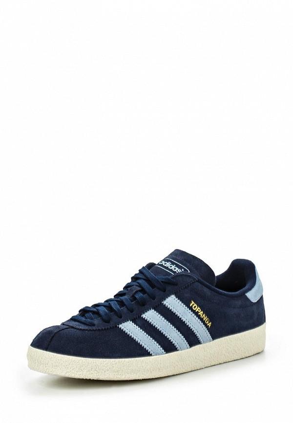 Мужские кеды Adidas Originals (Адидас Ориджиналс) S75500: изображение 1