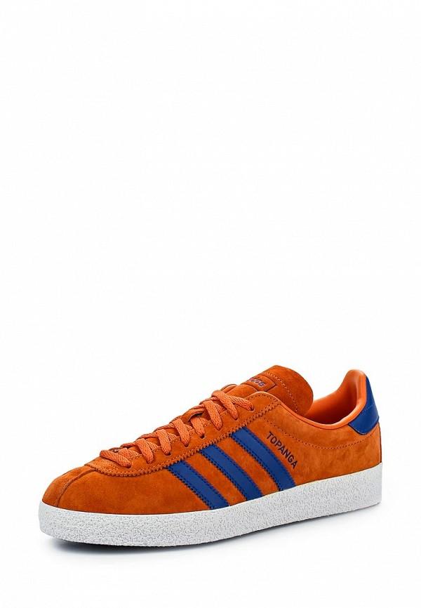 Мужские кеды Adidas Originals (Адидас Ориджиналс) S80056: изображение 1