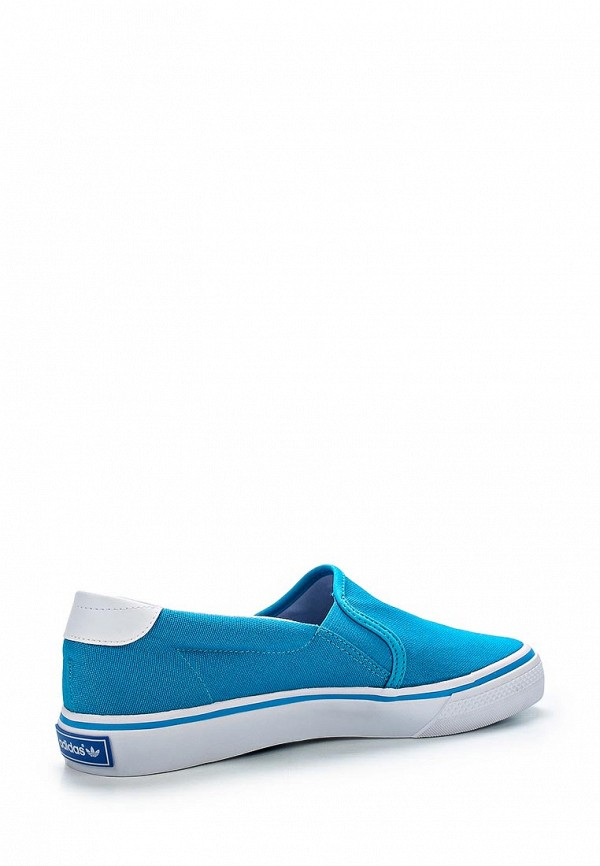 Слипоны Adidas Originals (Адидас Ориджиналс) B25801: изображение 2