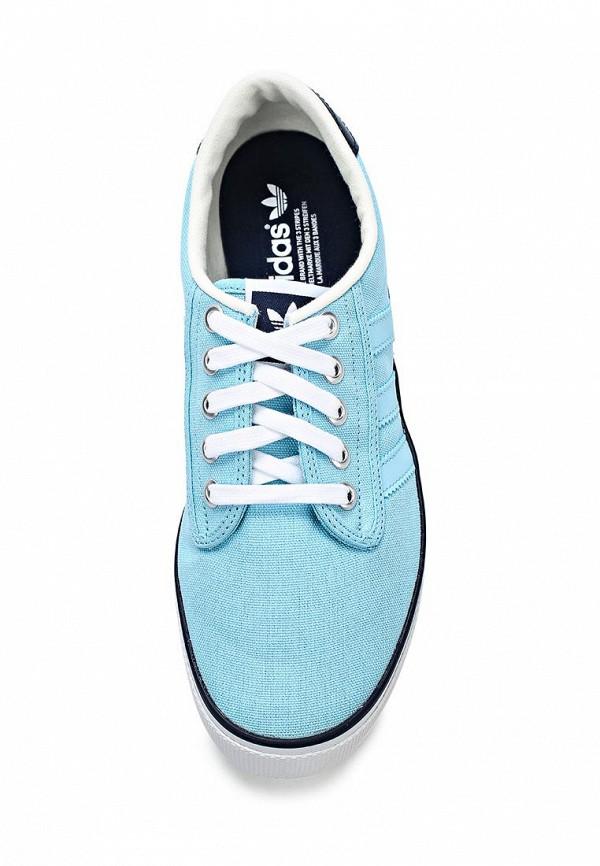 Женские кеды Adidas Originals (Адидас Ориджиналс) C76742: изображение 4