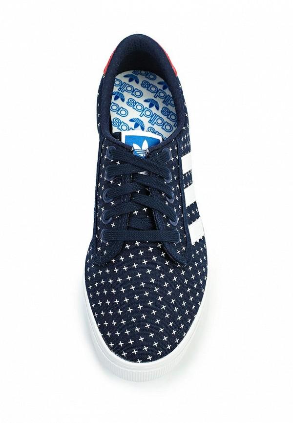 Женские кеды Adidas Originals (Адидас Ориджиналс) C76749: изображение 4