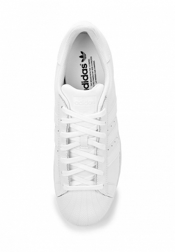 Женские кеды Adidas Originals (Адидас Ориджиналс) B27136: изображение 4