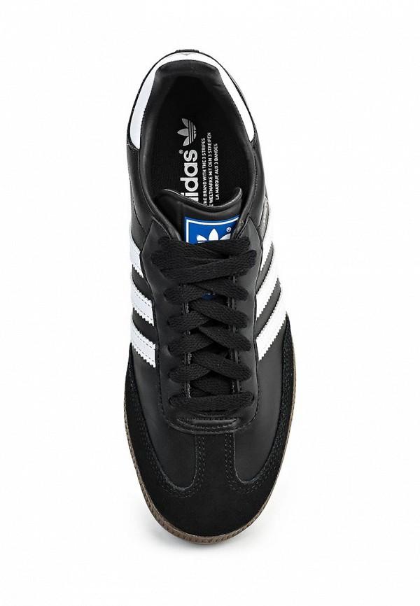 Мужские кеды Adidas Originals (Адидас Ориджиналс) G17100: изображение 4