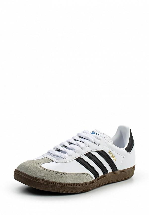 Мужские кеды Adidas Originals (Адидас Ориджиналс) G17102: изображение 1