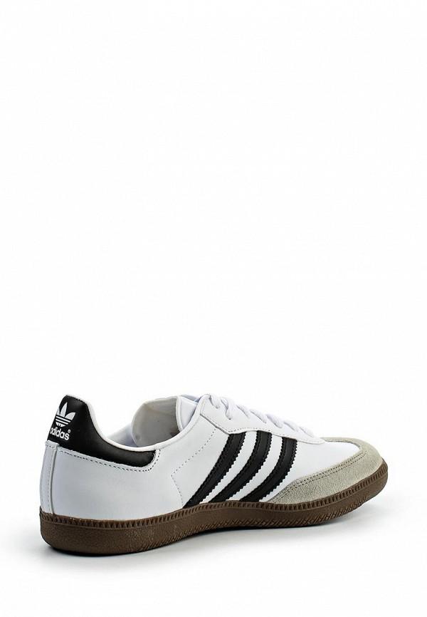 Мужские кеды Adidas Originals (Адидас Ориджиналс) G17102: изображение 2