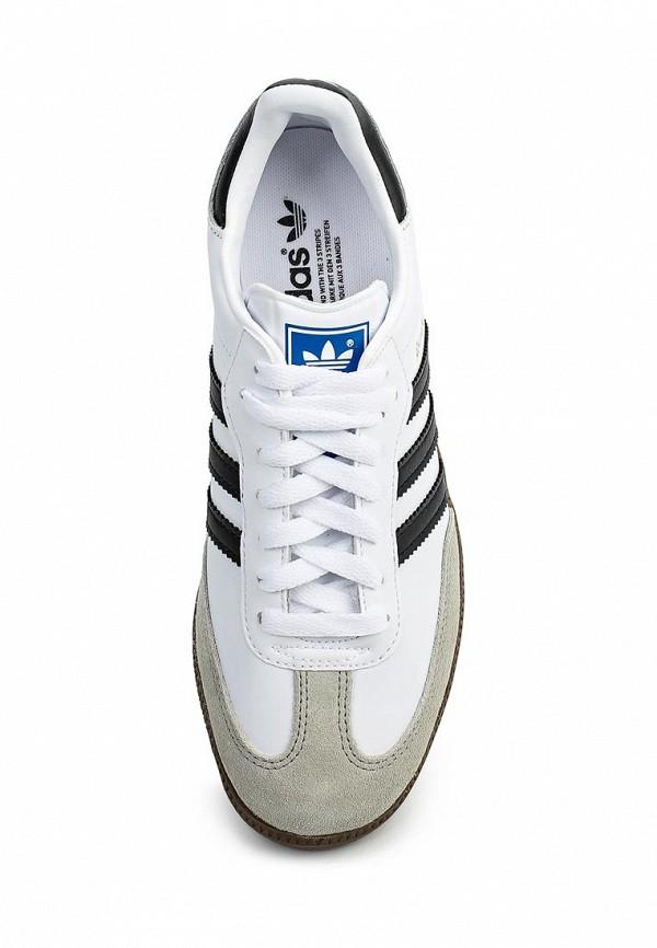 Мужские кеды Adidas Originals (Адидас Ориджиналс) G17102: изображение 4