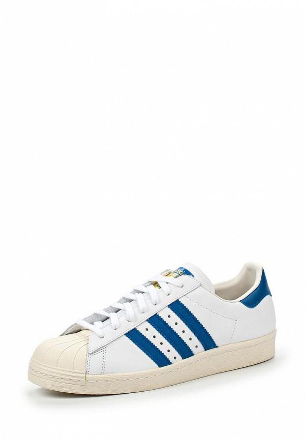 Мужские кеды Adidas Originals (Адидас Ориджиналс) G61068: изображение 1