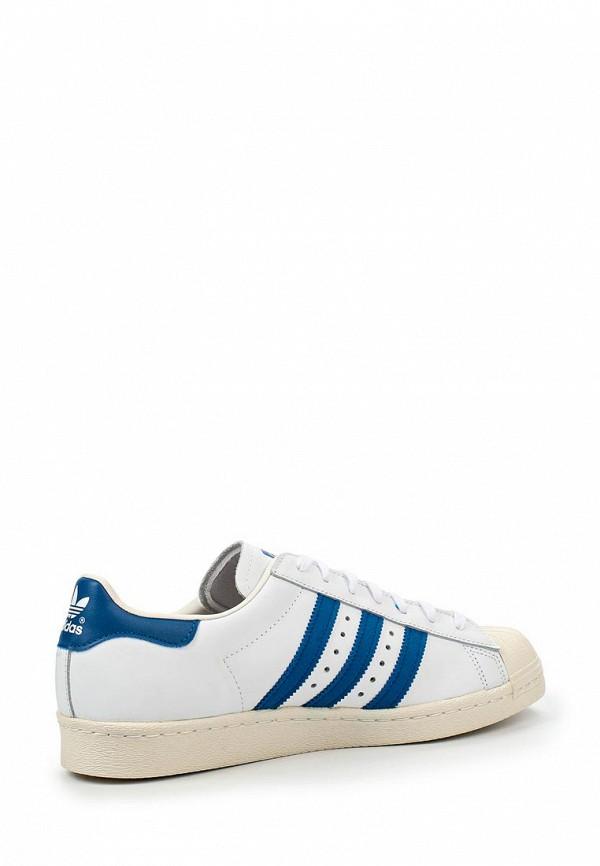 Мужские кеды Adidas Originals (Адидас Ориджиналс) G61068: изображение 2