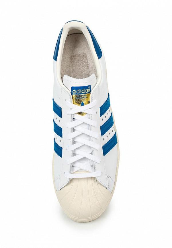 Мужские кеды Adidas Originals (Адидас Ориджиналс) G61068: изображение 4