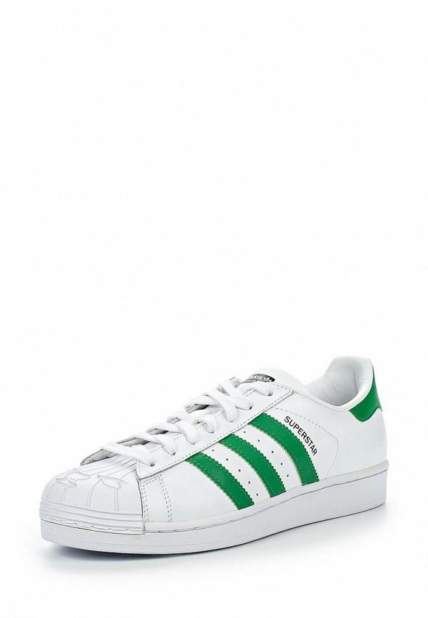 Мужские кеды Adidas Originals (Адидас Ориджиналс) S83385: изображение 1