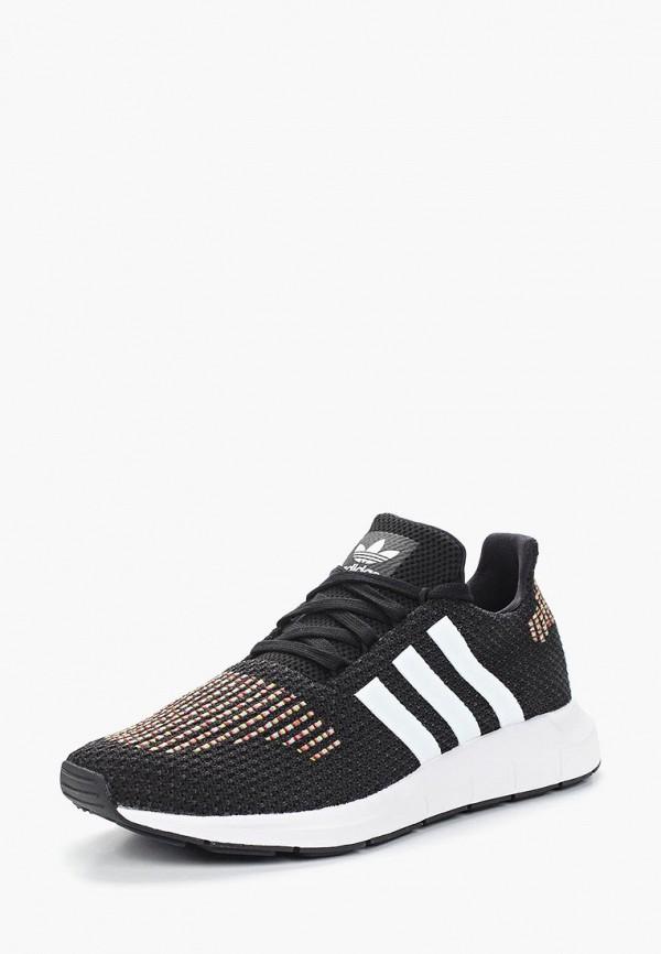 Купить Кроссовки adidas Originals, adidas Originals AD093AWALPX3, черный, Весна-лето 2018