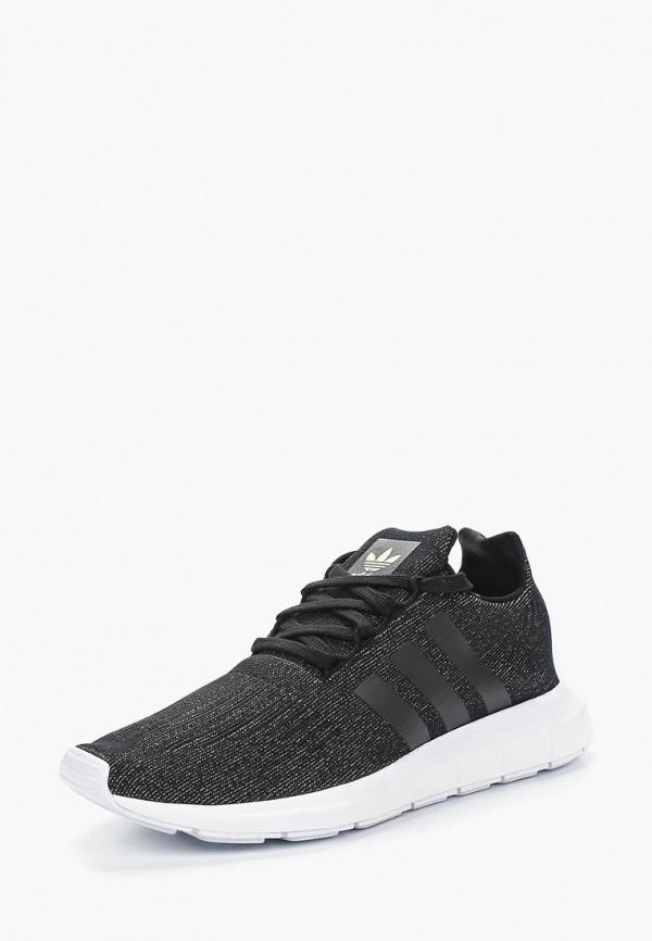 Купить Кроссовки adidas Originals, adidas Originals AD093AWALQA8, черный, Весна-лето 2018