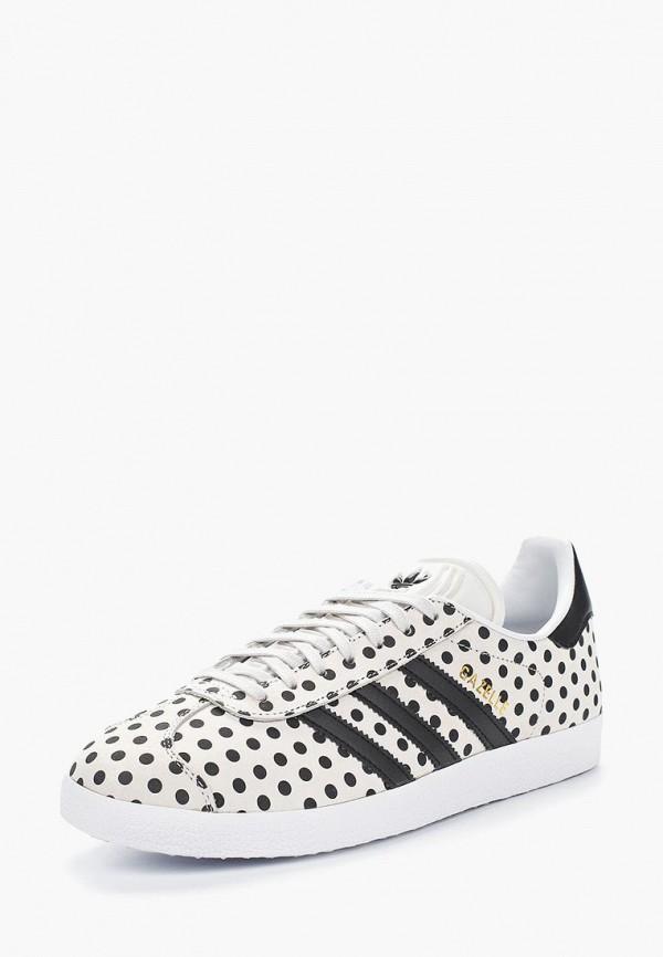 Купить Кеды adidas Originals, adidas Originals AD093AWALQB6, белый, Весна-лето 2018