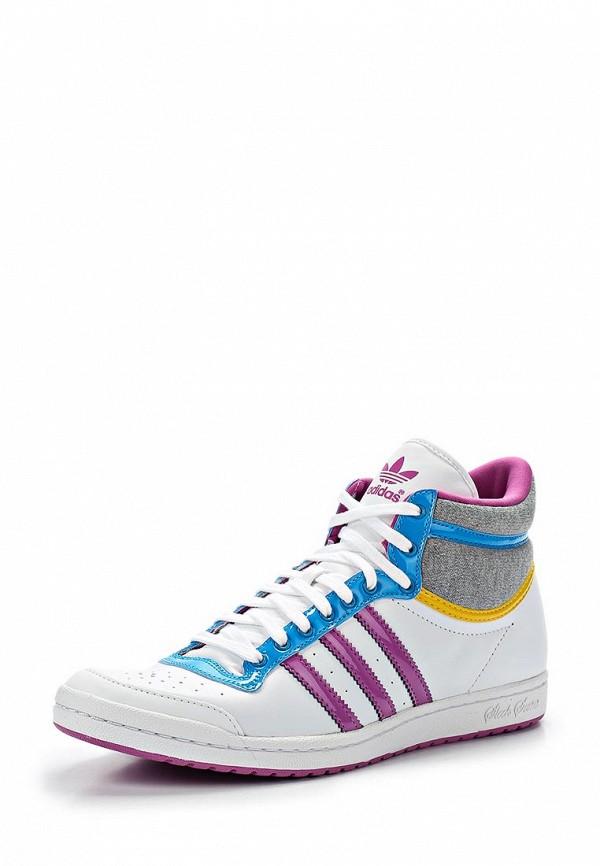 Женские кеды Adidas Originals (Адидас Ориджиналс) D65217: изображение 1