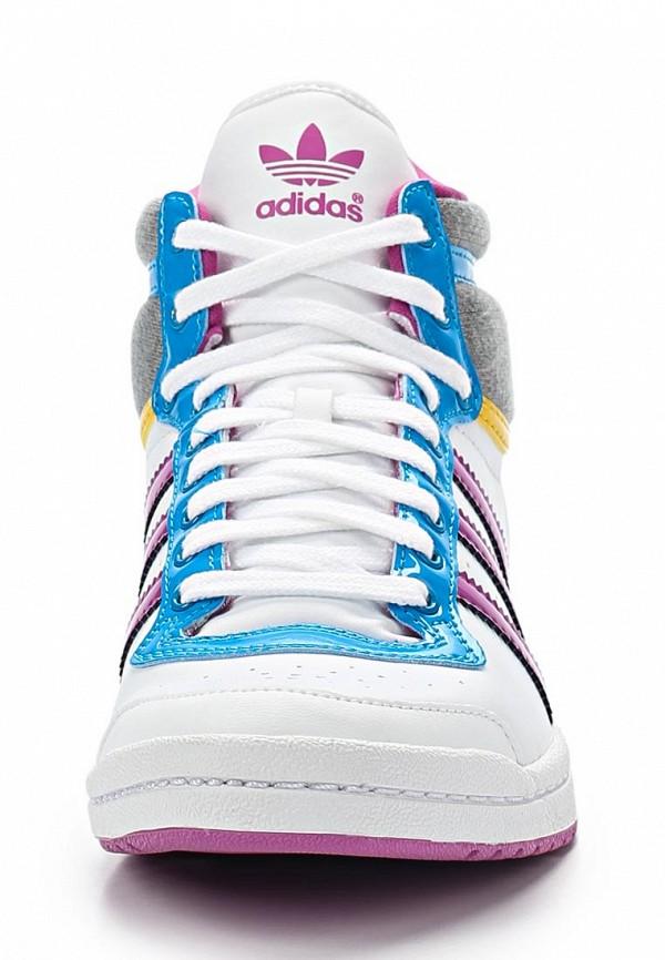 Женские кеды Adidas Originals (Адидас Ориджиналс) D65217: изображение 3