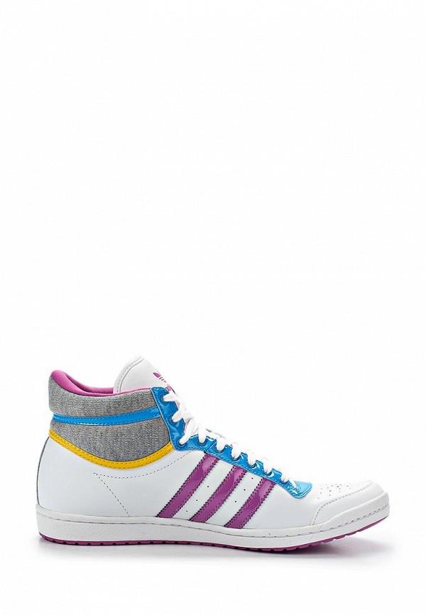 Женские кеды Adidas Originals (Адидас Ориджиналс) D65217: изображение 4