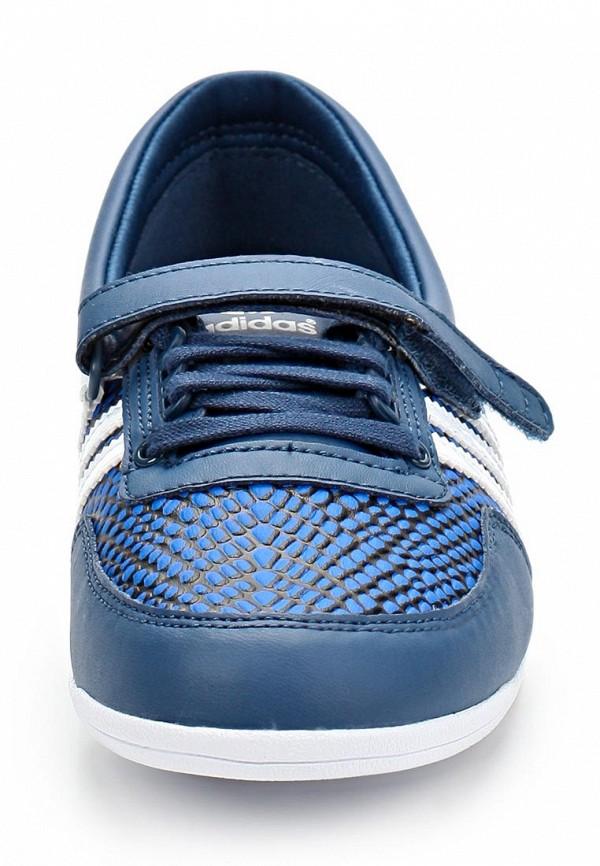 Женские балетки Adidas Originals (Адидас Ориджиналс) M20858: изображение 5