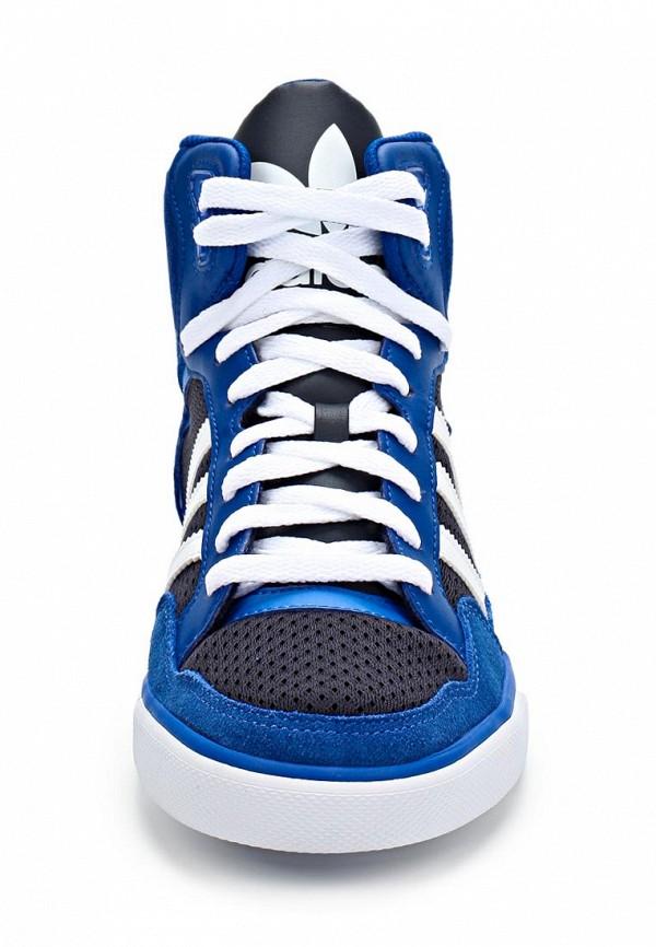 Женские кеды Adidas Originals (Адидас Ориджиналс) M20862: изображение 5