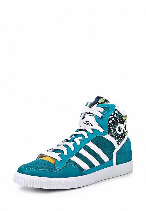 Женские кеды Adidas Originals (Адидас Ориджиналс) M20868: изображение 1