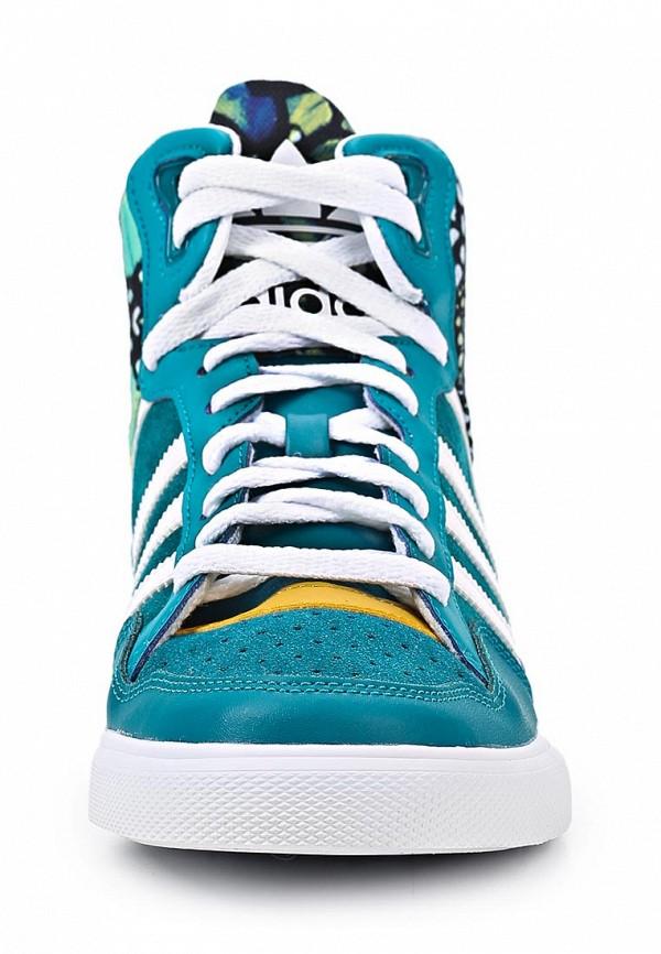 Женские кеды Adidas Originals (Адидас Ориджиналс) M20868: изображение 3