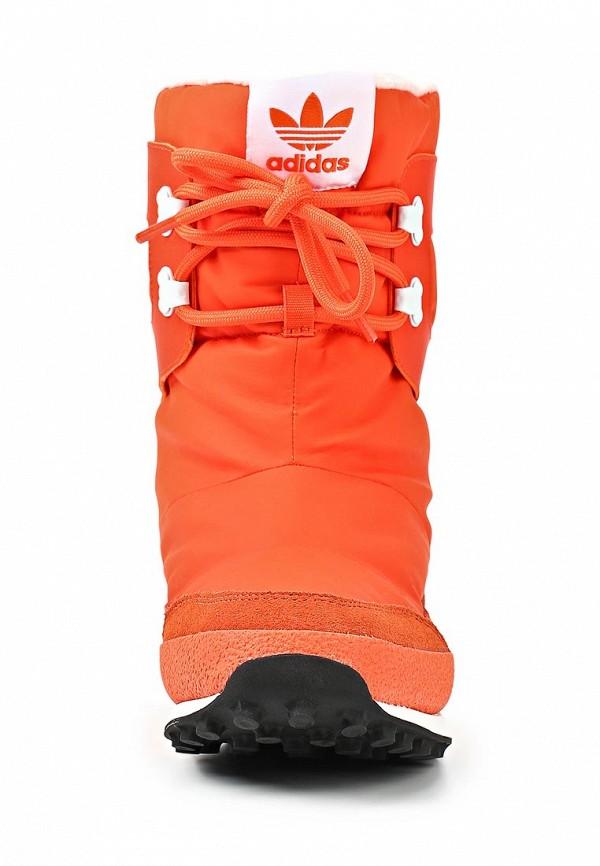 Женские дутики Adidas Originals (Адидас Ориджиналс) M25529: изображение 4