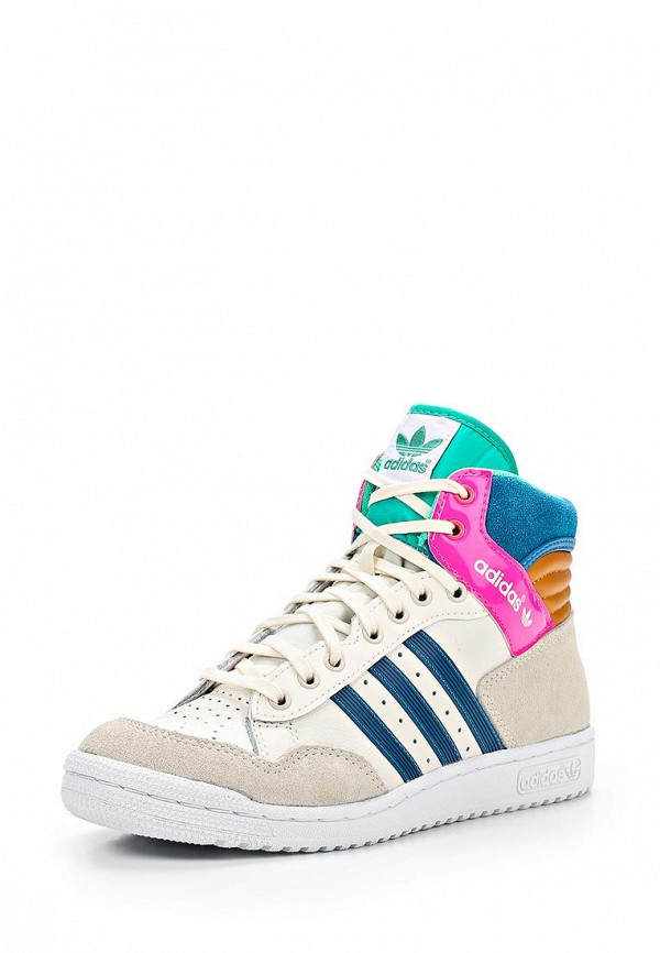 Женские кеды Adidas Originals (Адидас Ориджиналс) M25563: изображение 1