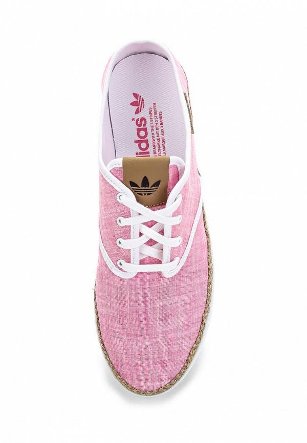 Женские кеды Adidas Originals (Адидас Ориджиналс) B35692: изображение 4