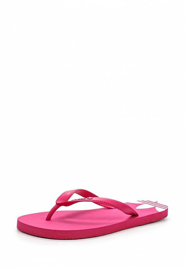Женские сланцы Adidas Originals (Адидас Ориджиналс) M19434: изображение 1