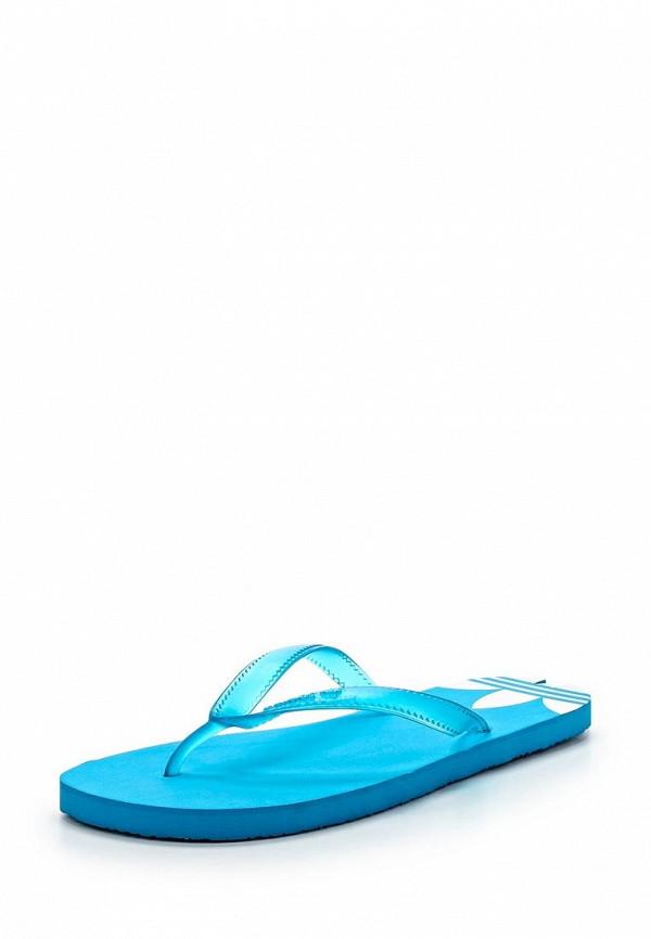 Женские сланцы Adidas Originals (Адидас Ориджиналс) M19437: изображение 1