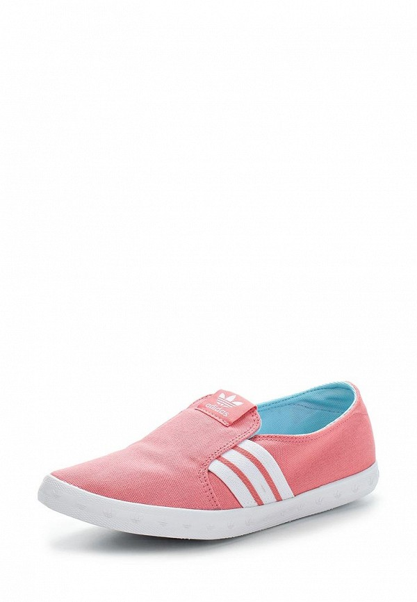 Женские слипоны Adidas Originals (Адидас Ориджиналс) M19532: изображение 1