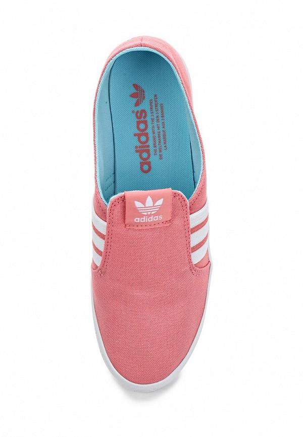 Женские слипоны Adidas Originals (Адидас Ориджиналс) M19532: изображение 4