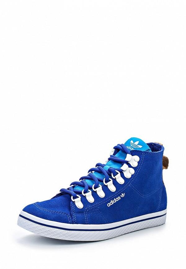 Женские кеды Adidas Originals (Адидас Ориджиналс) M19578: изображение 1