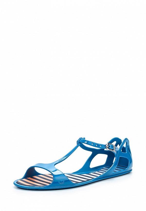 Женские сандалии Adidas Originals (Адидас Ориджиналс) D67834: изображение 1