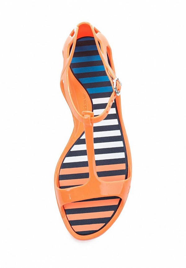 Женские сандалии Adidas Originals (Адидас Ориджиналс) D67835: изображение 4