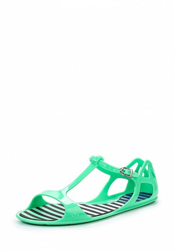Женские сандалии Adidas Originals (Адидас Ориджиналс) D67837: изображение 1