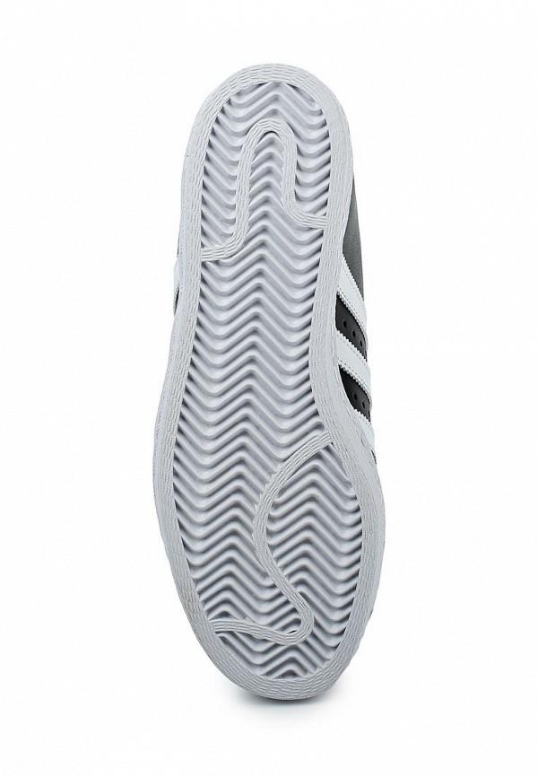 Женские кеды на танкетке Adidas Originals (Адидас Ориджиналс) M19512: изображение 3