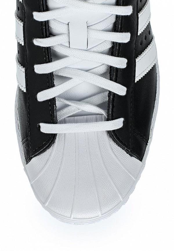 Женские кеды на танкетке Adidas Originals (Адидас Ориджиналс) M19512: изображение 4