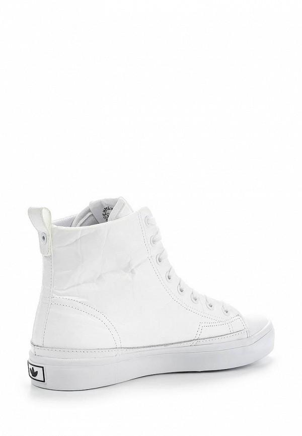 Женские кеды Adidas Originals (Адидас Ориджиналс) B25839: изображение 2